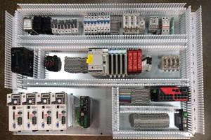 UL Control Panel Board Build 2